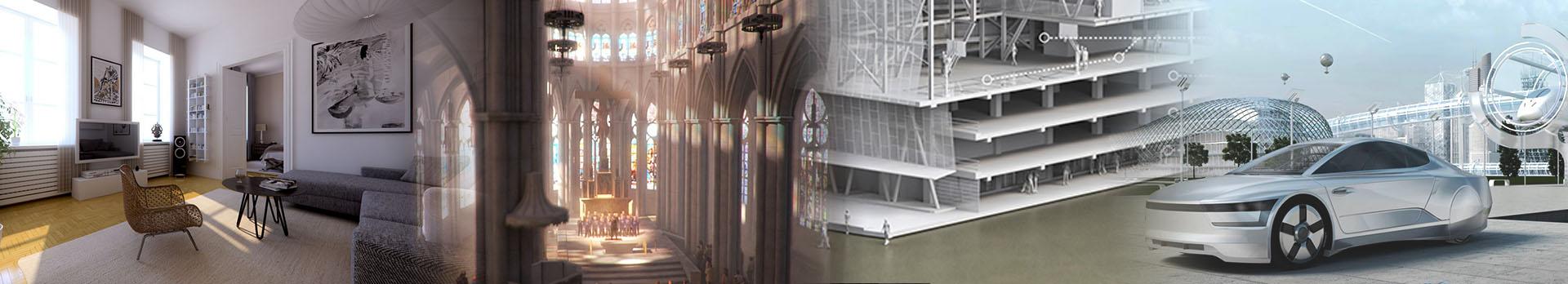 mkfx Architektur Visualisierung