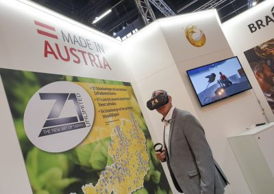 BrauUnion Eurogast MKFX Virtual Reality Experience