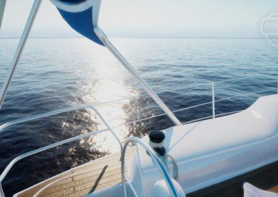 Virtual Reality Yacht