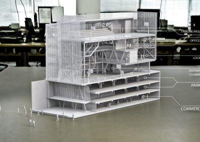 Architektur Rendering